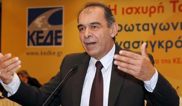 """πρόεδρος της ΠΕΔΑ, Γιώργος Ιωακειμίδης, ΚΕΔΕ, """"Νέα Αυτοδιοίκηση"""""""