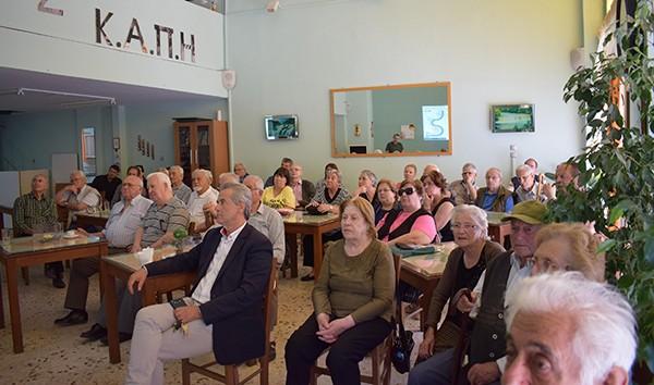 ΚΑΠΗ, δήμος Ιλίου, νόσος alzheimer,