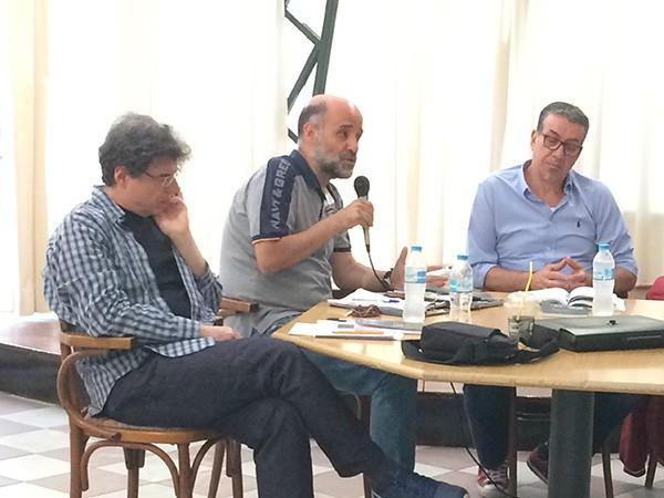 Βιβλιοπαρουσίαση στο Ίλιον από την «Αλληλέγγυα Πόλη»: «Αριστερά, πολιτική και ποδόσφαιρο»