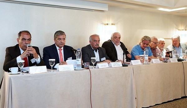 Γιώργος Ιωακειμίδης, πρόεδρος ΠΕΔΑ, γενική συνέλευση, ΚΛΕΙΣΘΕΝΗΣ Ι