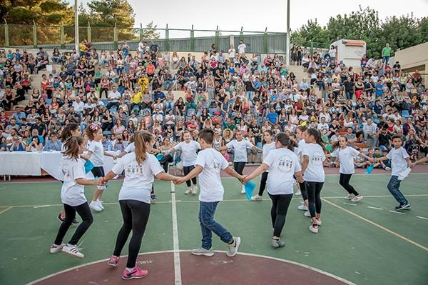 """Με μεγάλη επιτυχία το πολιτιστικό και αθλητικό αντάμωμα ΙΛΙΑ """"Βασίλης Κουκουβίνος"""" 2018 στο δήμο Ιλίου"""