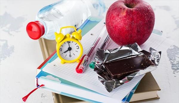 Πανελλαδικές εξετάσεις, διατροφή