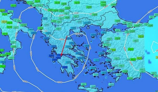 ΤΩΡΑ: Προσοχή για τον καιρό σε Αχαρνές & Φυλή μετά το μεσημέρι. Συνεχής ενημέρωση από το meteoacharnes.gr