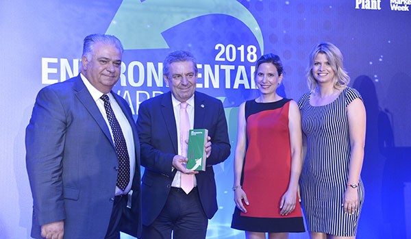Environmental Awards 2018, δήμος Ιλίου, BRONZE, SILVER βραβεία