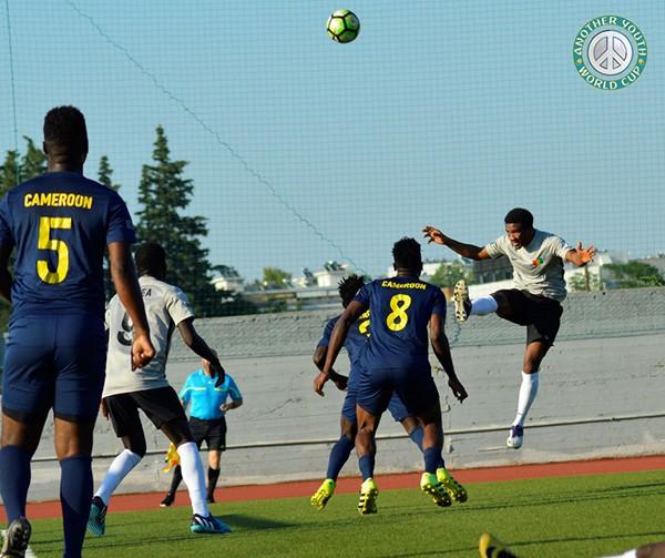 1ο Another Youth World Cup 2018