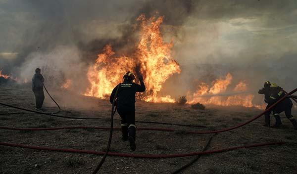47 πυρκαγιές