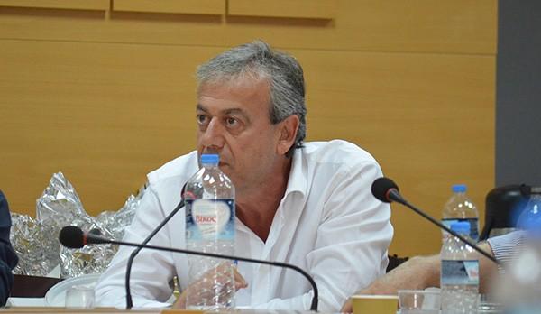 Γιώργος Ζαχαρόπουλος, πρόεδρος, σωματείο εργαζομένων, ΕΔΣΝΑ