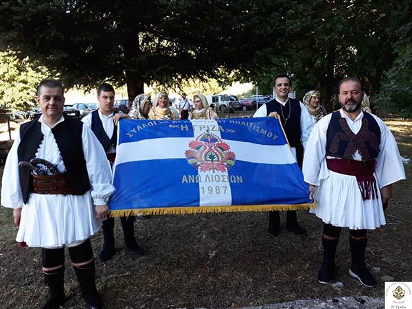 «Μποτσάρεια 2018», ΓΡΙΖΑ, Καρπενήσι