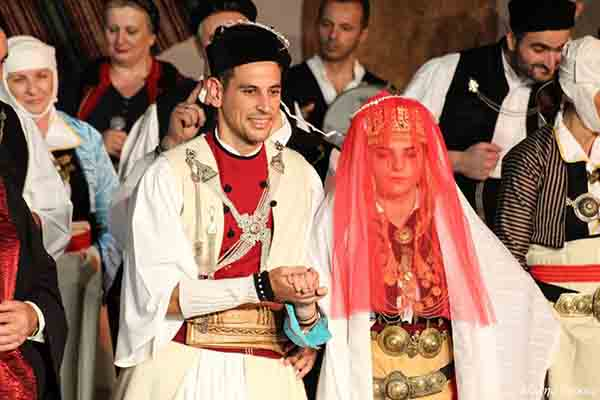 Σύλλογος Ηπειρωτών Πετρούπολης, Ηπειρώτικος γάμος