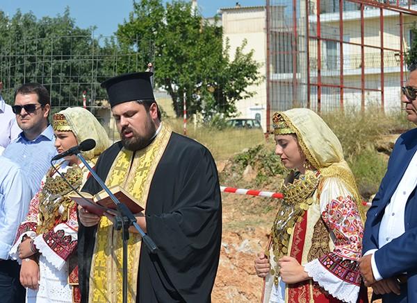 Στέγη της Γρίζας, θεμελίωση, Σύλλογος Αρβανίτικου Πολιτισμού Άνω Λιοσίων