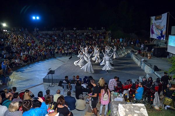 1ο Διεθνές Πολιτιστικό Φεστιβάλ Χωρίς Σύνορα, δήμος Ιλίου
