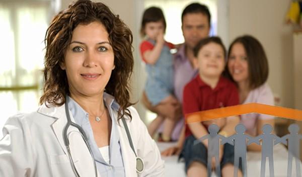 θεσμός του οικογενειακού ιατρού