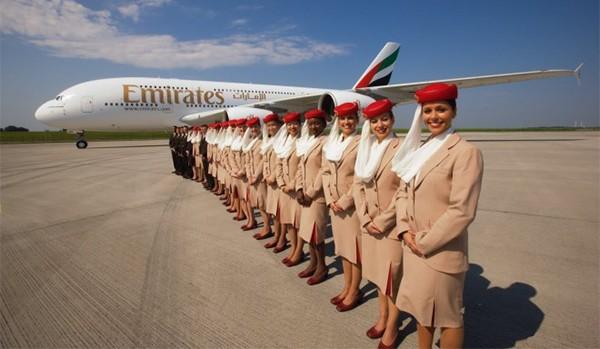 αεροπορική εταιρία Emirates