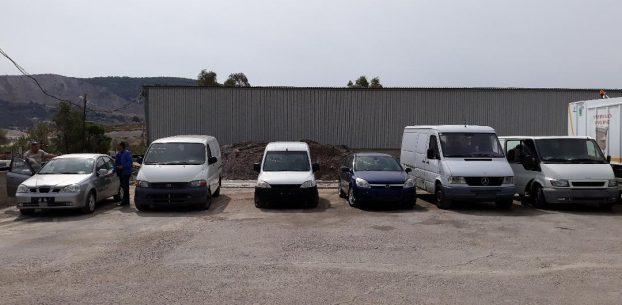Στην αγορά έξι παλαιών αυτοκινήτων από τον ΟΔΔΥ προκειμένου να χρησιμοποιηθούν για τις ανάγκες της υπηρεσίας καθημερινότητας του δήμου Φυλής, προχώρησε η διοίκηση Παππού