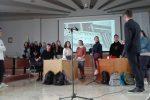 Εξαιρετική αναπαράσταση των γεγονότων του Πολυτεχνείου από μαθητές του 1ου Λυκείου Άνω Λιοσίων