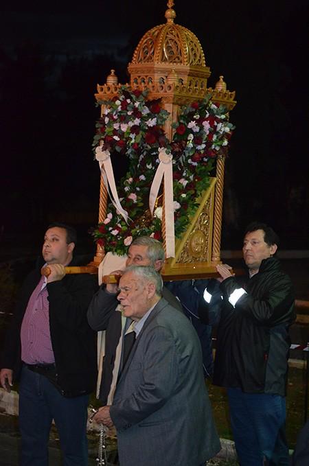 Με κατάνυξη ο Άγιος Στυλιανός Ζεφυρίου γιόρτασε τη μνήμη του προστάτη των παιδιών