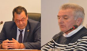 δημοτικό συμβούλιο Φυλής, Χρήστος Παππούς, Δημήτρης Καμπόλης