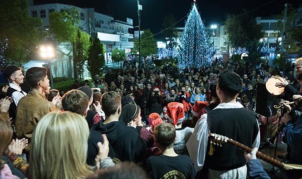 εορταστικό πρόγραμμα εκδηλώσεων, Δήμος Ιλίου