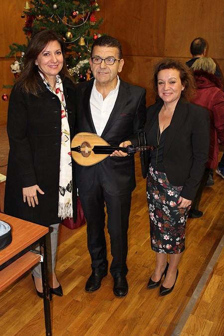 Μαγικές νότες και τιμητικές βραβεύσεις από το Μουσικό Σχολείο Ιλίου σε Νίκο Ζενέτο και Φώτη Μαρκόπουλο