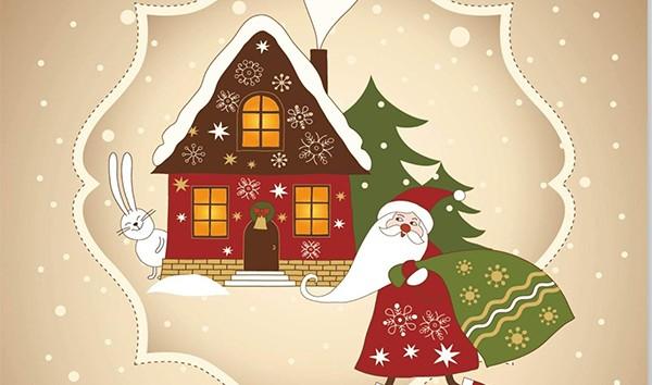Μαγικά Χριστούγεννα στο Χριστουγεννιάτικο χωριό του Δήμου Πετρούπολης