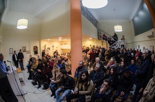 Λαϊκή Συσπείρωση Δήμου Αγίων Αναργύρων-Καματερού