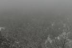 Πάρνηθα, χιονόπτωση