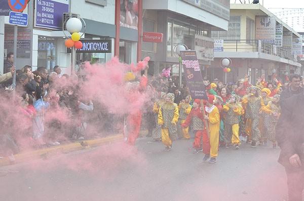 Καρναβάλι στο Ίλιον 2019