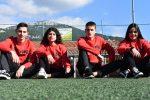 Gravity Force, Από το Λύκειο Φυλής στον παγκόσμιο τελικό του 4x4 in Schools: τέσσερις ταλαντούχοι μαθητές εκπροσωπούν την Ελλάδα