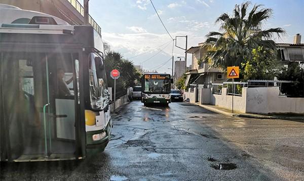 λεωφορειακές γραμμές