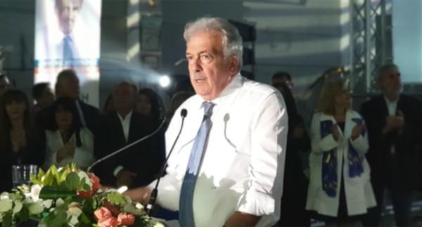 Στο κατάμεστο, από κόσμο και παλμό, κλειστό Γυμναστήριο της Δροσούπολης πραγματοποιήθηκε η πρώτη συγκέντρωση και ταυτόχρονα παρουσίαση υποψηφίων της παράταξης ΔΥΝΑΜΗ ΣΥΜΜΕΤΟΧΗΣ-ΑΛΛΑΓΗΣ