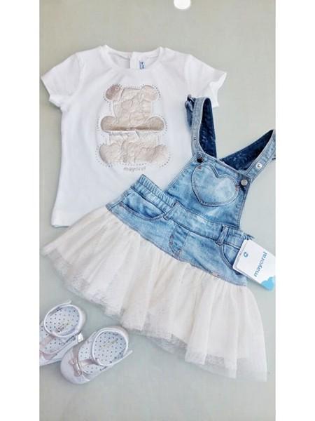 07bbd120983 ... επώνυμα ρούχα για αγόρια και κορίτσια, από ποικιλία εταιριών όπως  Marasil – Mayoral – Mandarino – Abel & Lula – Pierre Cardin – Sprint –  Alice – Spark ...