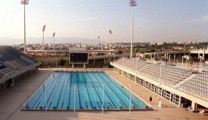 Ολυμπιακό Χωριό, αθλητικές εγκαταστάσεις