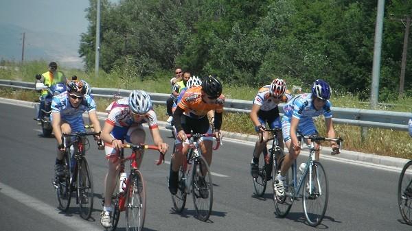 Πανελλήνιου Πρωταθλήματος Ποδηλασίας Δρόμου 2019