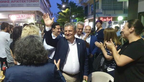 Νίκος Ζενέτος, εκλογική νίκη, δημοτικές εκλογές