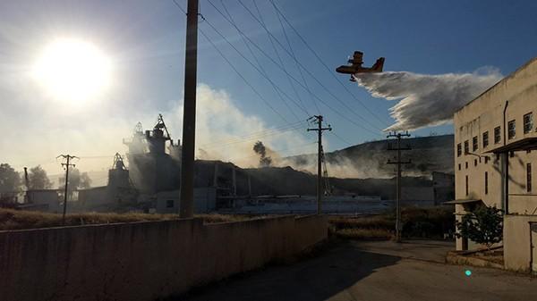 Αποκαλυπτικοί είναι οι διάλογοι μεταξύ Πυροσβεστικής και ΕΚΑΒ μετά το θάνατο του 48χρονου στη πυρκαγιά που ξέσπασε την Κυριακή δίπλα από τη χωματερή στη Φυλή