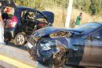 Τροχαίο ατύχημα με τραυματίες σημειώθηκε το απόγευμα της Κυριακής στη λεωφόρο Φυλής, στο ύψος του Εθνικού Κέντρου Αποκατάστασης