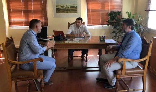 """Σταύρος Τσίρμπας: """"Ο Δήμος Αγίων Αναργύρων-Καματερού αρωγός σε πρωτοβουλίες για την πρόληψη"""""""