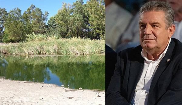 πάρκο Τρίτση, Νίκος Ζενέτος, δήμαρχος Ιλίου