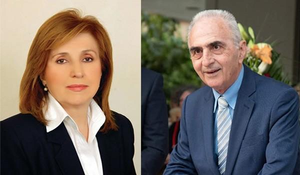 Δημήτρης Δαλαμάγκας, Ελένη Γρετσίστα