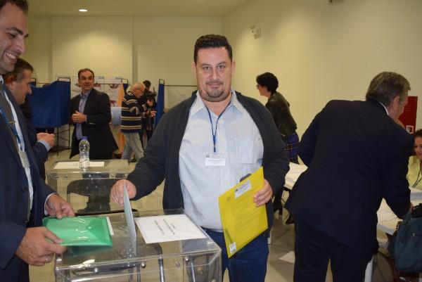 Εκλογή με την… πρώτη στο Δ.Σ της ΠΕΔΑ για Νίκο Ζενέτο. Στη Γ.Σ της ΚΕΔΕ και ο Δημήτρης Κουκουβίνος