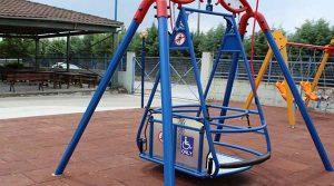 Πράσινο Ταμείο, παιδική χαρά, Ζεφύρι