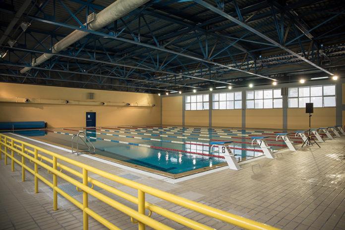 κλειστό Κολυμβητήριο Ιλίου