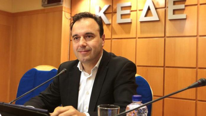 ΚΕΔΕ, πρόεδρος, Δημήτρης Παπαστεργίου