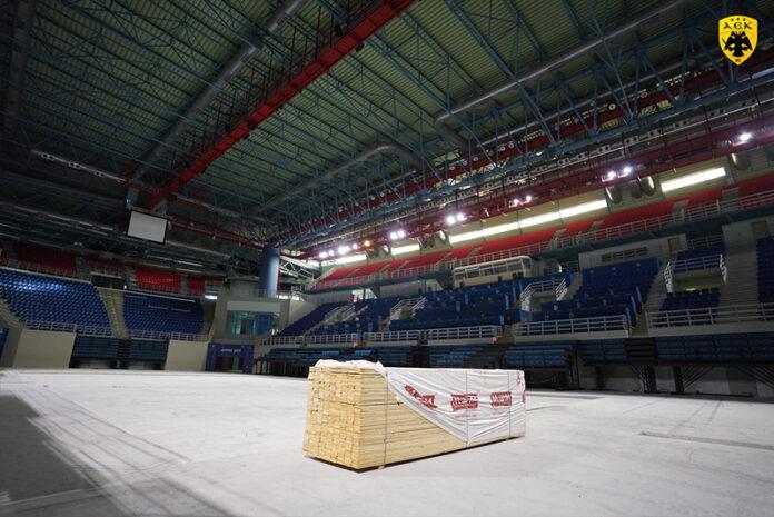 ΚΑΕ ΑΕΚ, Ολυμπιακό Στάδιο Άνω Λιοσίων