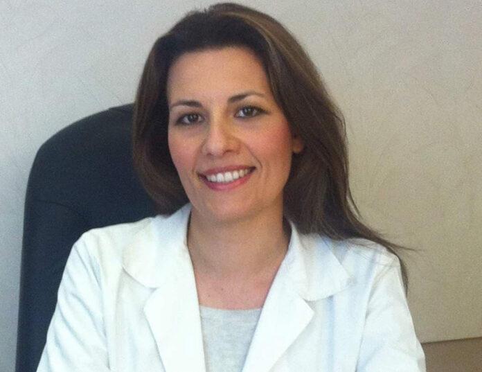 πνευμονολόγος Έλενα Χρυσικοπούλου