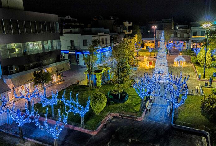 Χριστούγεννα, Δήμος Ιλίου