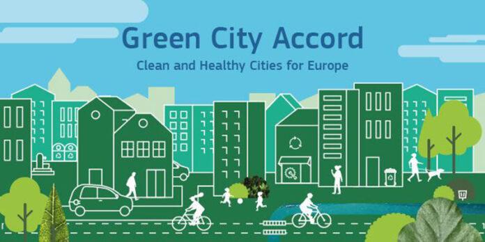 Σύμφωνο Πράσινων Πόλεων,