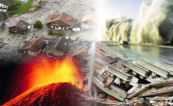 Έρευνες για τους φυσικούς κινδύνους που αντιμετωπίζουν, Αχαρνές, Φυλή, 'Ιλιον και Άγιοι Ανάργυροι-Καματερό