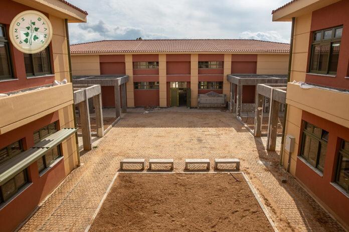 Να ανοίξει τις πύλες του τον ερχόμενο Σεπτέμβριο ετοιμάζεται το Ειδικό Γυμνάσιο Άνω Λιοσίων