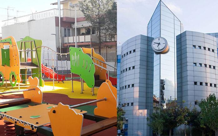 Ανοικτές οι παιδικές χαρές του Δήμου Ιλίου, κλειστό το Δημαρχείο λόγω απολύμανσης